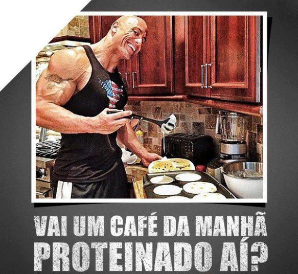 Que tal um bom café da manhã?
